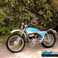 001 - Bultaco - Restauro