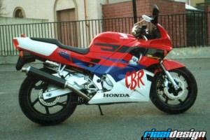 001 - Honda - Retrò