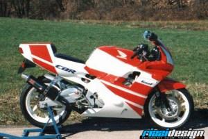 002 - Honda - Retrò