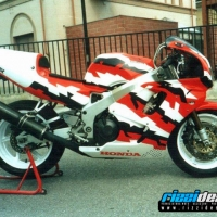 006 - Honda - Retrò