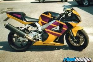 009 - Honda - Retrò