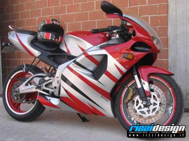 #UNA MOTO UNA STORIA! (1) / APRILIA RS 125 RACING #RIZZIDESIGN