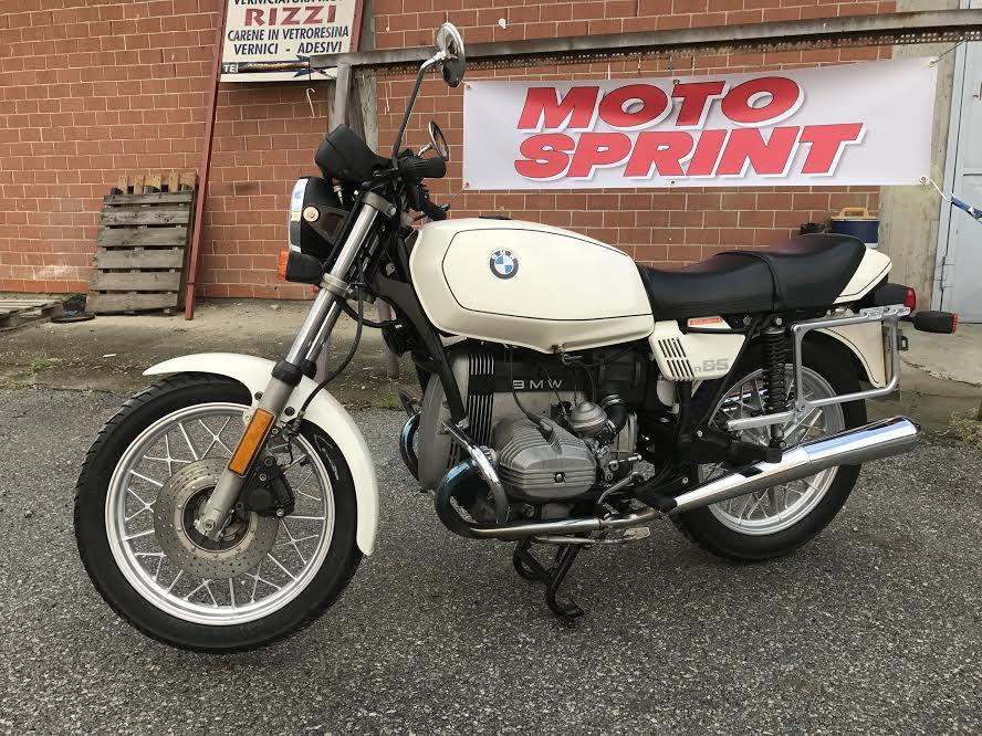 BMW R 65 del 1985 – Un restauro completo di #RIZZIDESIGN!