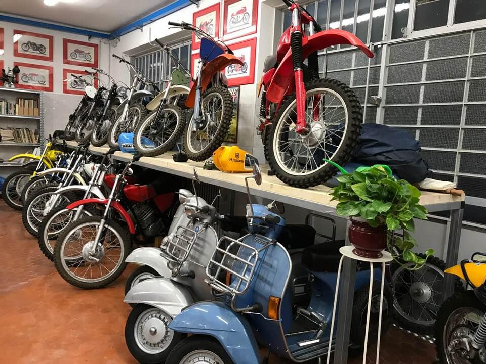 Collezionare moto, collezionare passione!