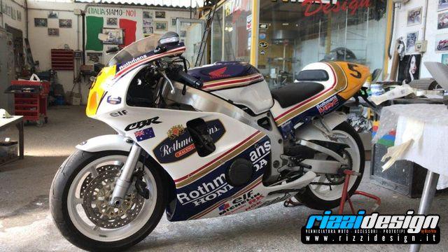 CBR 900 RR 1986 Rothmans