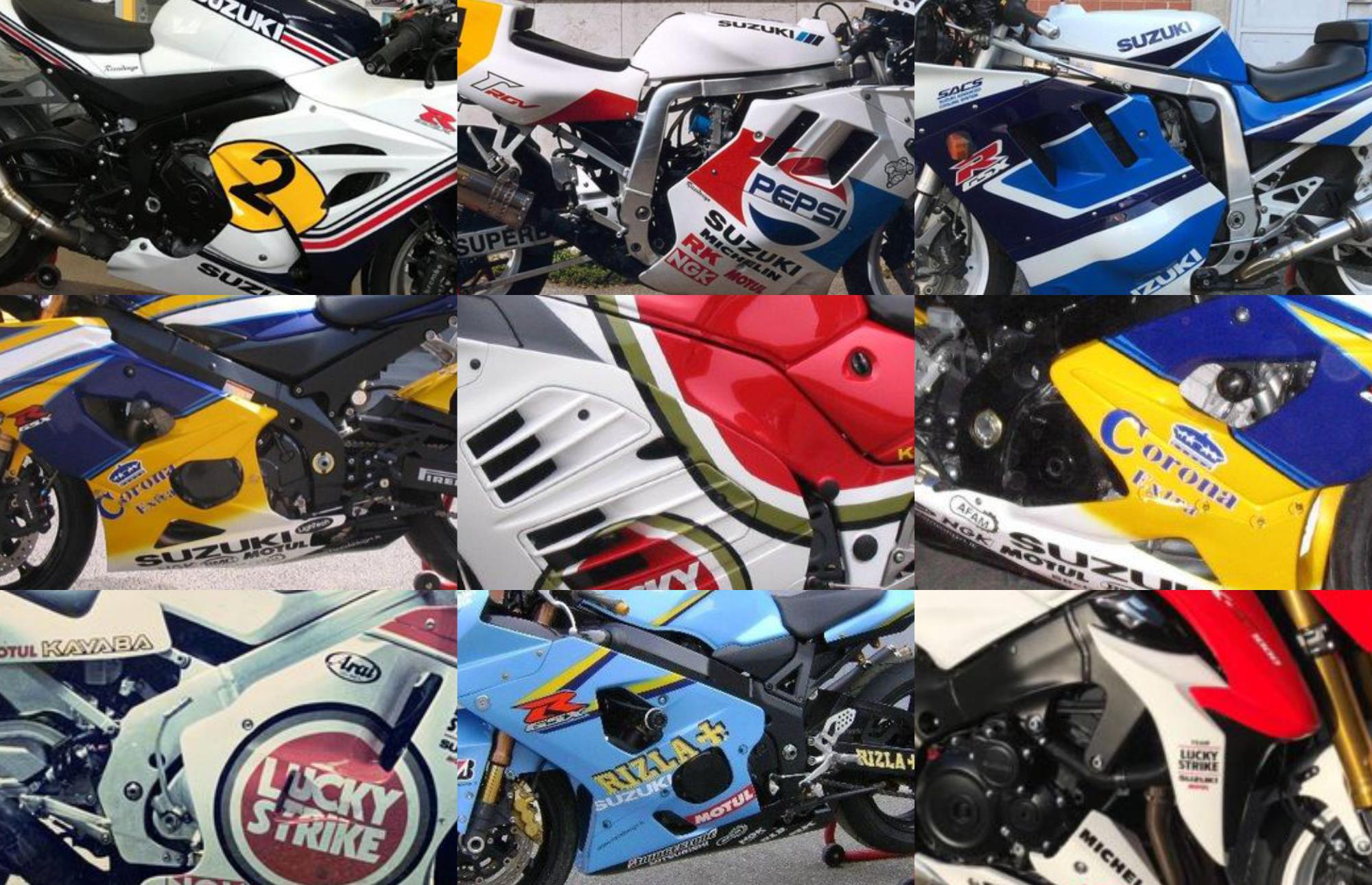 Suzuki: la storia del motociclismo stradale e sportivo