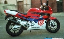 cbr 600 1987